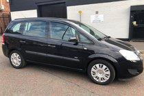 Vauxhall Zafira LIFE CDTI 120 E4