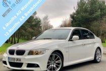 BMW 3 SERIES 325i 3.0 M SPORT 4dr Petrol Automatic 215BHP - ULEZ EXEMPT