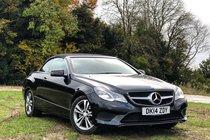 Mercedes E Class 2.1 E220 CDI SE Cabriolet 7G-Tronic Plus 2dr Free 18 Months Gold Warranty
