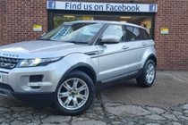 Land Rover Range Rover Evoque SD4 PURE BUY NO DEPOSIT & ONLY £74 A WEEK T&C APPLY