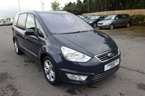 Ford Galaxy TITANIUM X
