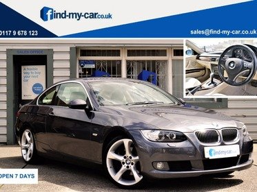BMW 325 i SE Coupe Auto Heated Leather FSH