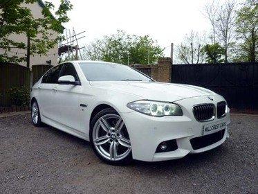 BMW 5 SERIES 3.0 530d M SPORT