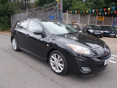 Mazda 3 2.2D SPORT 150PS