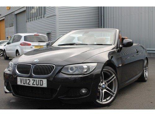 BMW 3 SERIES 3.0 325d M SPORT  Sat Nav+Leather+Bluetooth+Bi Xenons