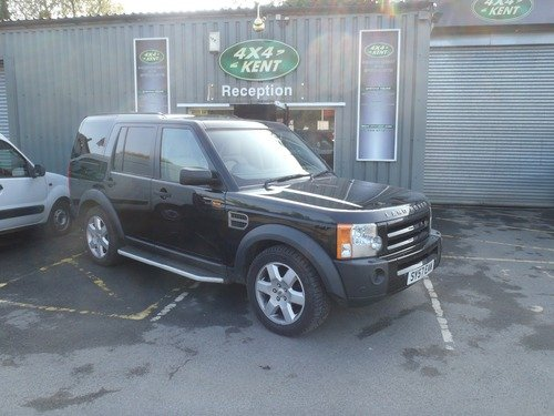 Land Rover Discovery 2.7 TDV6 HSE 7 SEAT B/TOOTH, PRIVACY GLASS,