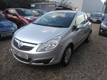 Vauxhall Corsa 1.2 i 16v Club 3dr*HPI CLEAR*FULL SERVICE HISTORY*2 FORMER KEEPER*2 KEYS*MOT DUE 12/07/2018*FREE 6 MONTHS WARRANTY