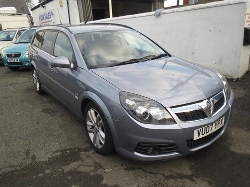 Vauxhall Vectra 1.9CDTI 16V  SRI 150PS