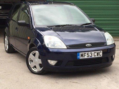 Ford Fiesta 1.4I 16V FLAME