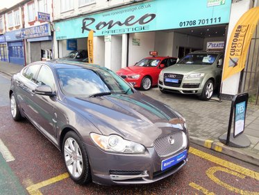 Jaguar XF V6 LUXURY AUTO, ONLY 37,900 MILES, STUNNING !!