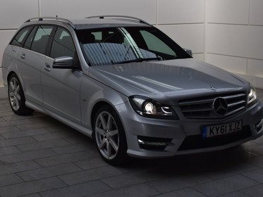 Mercedes C Class 2.1 C220 Sport CDI BlueEFFICIENCY Auto 7G-Tronic