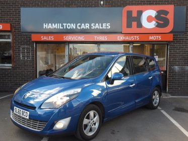 Renault Scenic 1.5 DYNAMIQUE TOMTOM 1.5 DCI 110
