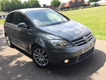Volkswagen Golf Plus 2.0 TDI GT DSG