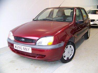Ford Fiesta 1.25I ZETEC