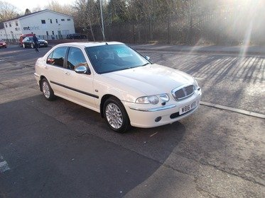 Rover 45 1.8 CONNOISSEUR - STUNNING EXAMPLE INSIDE AND OOT