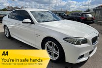 BMW 5 SERIES 2.0 520d M SPORT AUTOMATIC, FULL SERVICE HISTORY