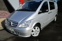 Mercedes Vito 122 CDI DUALINER COMPACT
