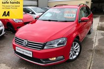 Volkswagen Passat EXECUTIVE TDI BLUEMOTION TECHNOLOGY DSG AUTOMATIC SERVICE HISTORY NEW MOT NICE SPEC PX WELCOME