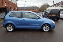Volkswagen Polo 1.4 80 PS S 3DR H/ BACK ( NEW MODEL )
