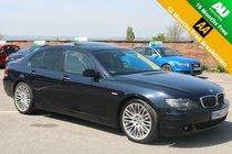BMW 7 SERIES 730d SPORT