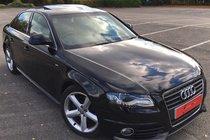 Audi A4 2.0 TDI S LINE 143PS