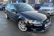 Audi A3 TDI QUATTRO S LINE