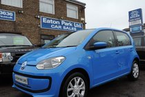 Volkswagen Up 1.0 60PS Move up!