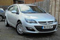 Vauxhall Astra EXCLUSIV 1.3CDTi 16v (95PS) ecoFLEX S/S