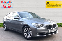 BMW 5 GRAN TURISMO 530d SE GT CREAM LEATHER PAN ROOF