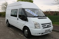 Ford Transit great condition **no vat** carpeted