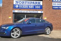 Audi A5 TDI QUATTRO S LINE BUY NO DEPOSIT FROM £48 A WEEK T&C APPLY