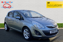 Vauxhall Corsa SXI AC VERY LOW MILES GOOD SPEC!