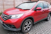 Honda CR-V I-DTEC EX LEATHER PAN ROOF SAT NAV