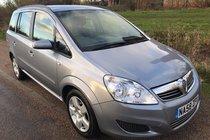 Vauxhall Zafira Exclusiv 1.9CDTi (120PS)