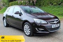 Vauxhall Astra 2.0 CDTi ecoFLEX Elite