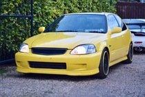 Honda Civic 1.6 Eddie Jordon 300bhp Plus D Series turbo no 306
