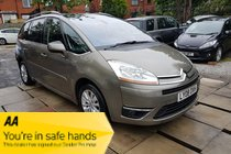 Citroen C4 PICASSO 7 EXCLUSIVE EGS HDI
