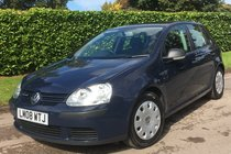 Volkswagen Golf TDi 1.9 TDI BLUEMOTION S