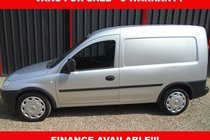Vauxhall Combo 1700 CDTI A/C 6 MONTH WARRANTY-12 MONTH MOT-12 MONTH AA COVER-12 MONTH FULL SERVICE