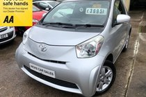 Toyota iQ VVT-I IQ OUTSTANDING EXAMPLE WITH ONLY 30,000 FULL SERVICE HISTORY ZERO ROAD TAX PX WELCOME FINANCE AVAILABLE