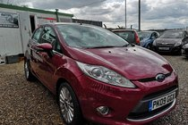 Ford Fiesta TITANIUM