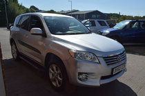 Toyota RAV4 D-CAT XT-R AWD 5 DOOR DIESEL AUTOMATIC
