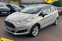 Ford Fiesta 1.0 T EcoBoost Zetec (s/s) 5dr