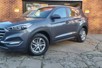 Hyundai Tucson CRDI S BLUE DRIVE BUY NO DEPOSIT & ONLY £58 A WEEK T&C APPLY