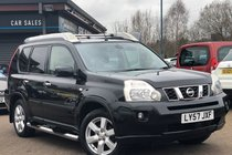 Nissan X-Trail DCI ARCTIX EXPEDITION
