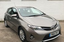 Toyota Auris 1.6 V-Matic Icon 5dr FULL HISTORY , 1 OWNER