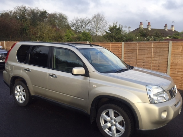 nissan x trail 2 0 dci 150 sport expedition 4x4 sutton scotney mot repairs ltd. Black Bedroom Furniture Sets. Home Design Ideas