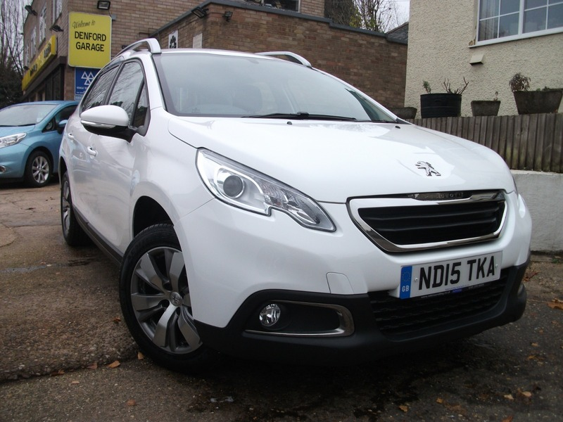 Peugeot 2008 ACTIVE | FML at Denford Ltd