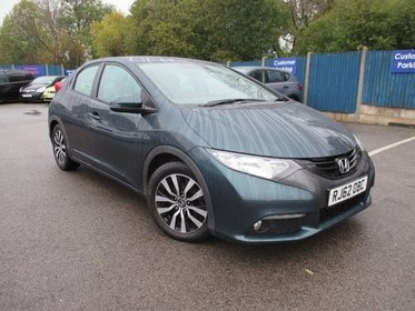 Honda Civic 1.6 I-DTEC ES (LOTS OF SPEC)