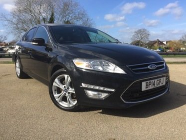 Ford Mondeo 2.0TDCI TITANIUM X BUSINESS ED 140PS